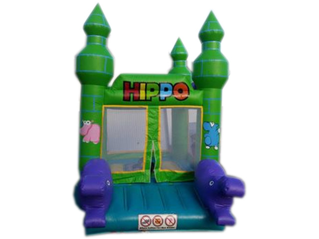 Hüpfburg Hippo Burg